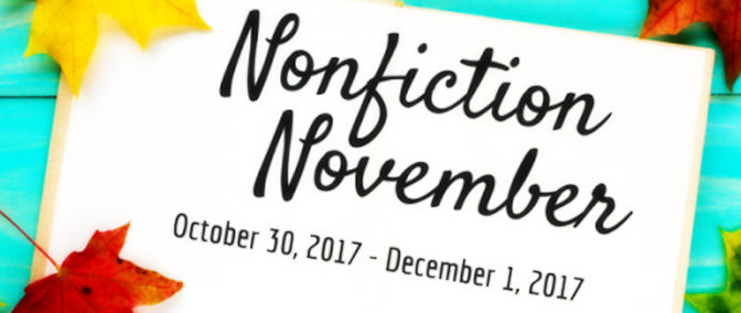 Week 4: Nonfiction Favorites #nonficnov