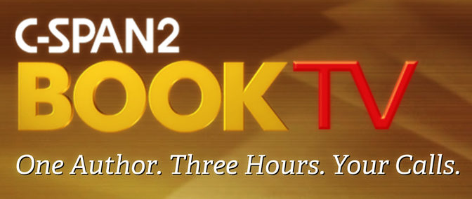 BookTV is Featuring Fiction