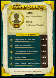 Game of Books player card