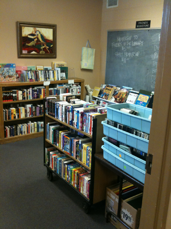Homewood Library Used-Book Store Photo 09