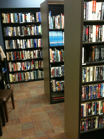 Hoover Library Bookstore 02