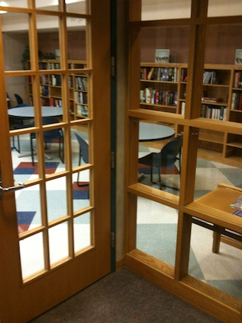 Hoover Library Bookstore Nook 02