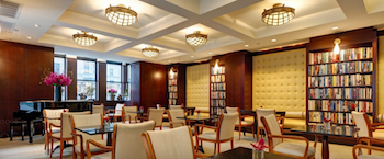 Library Hotel Dining