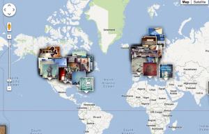 Typography World Google Map