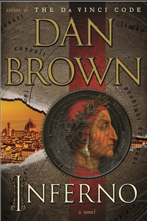 inferno dan brown book cover