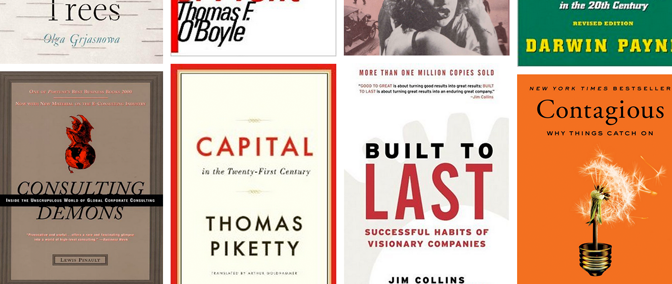 250 words business books