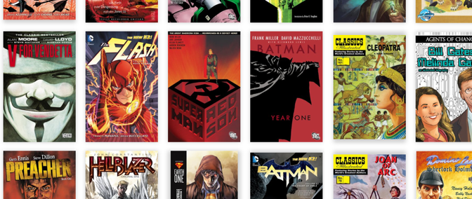 Hoopla Adds eBooks and Comics