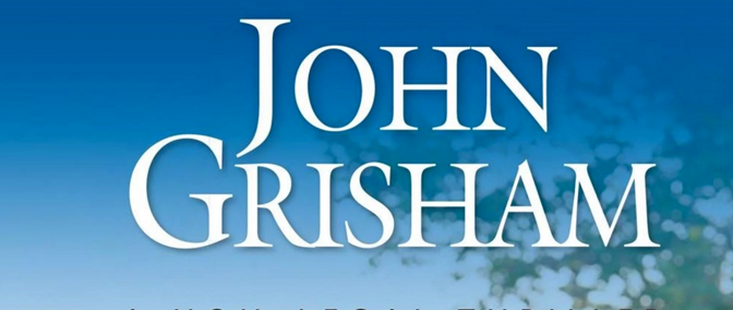 New John Grisham Book is FREE