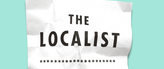 The Localist – Birmingham Book Launch