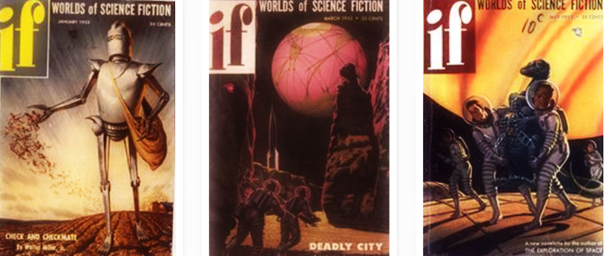 Free Science Fiction Magazines