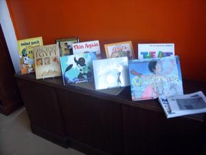 Malcolm's Reading Room kids' books