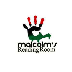 Malcolm's Reading Room Logo