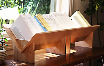 table top bookshelf 2