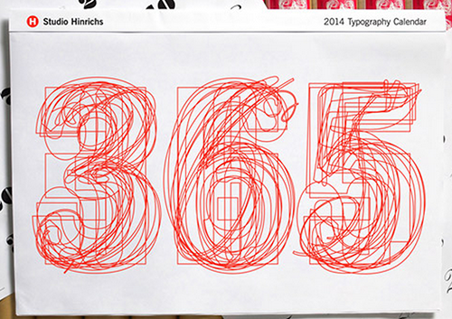 typograhicalendar365