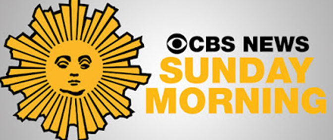 Ann Pachett Interview on CBS Sunday Morning