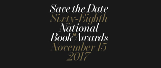 Watch the National Book Awards LIVE
