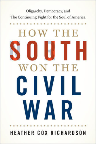 book cover for How the South Won the Civil War