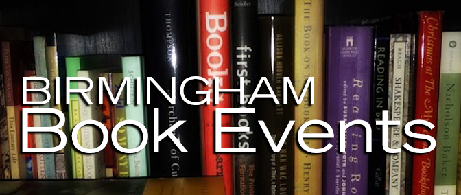 Three Upcoming Birmingham Book Events