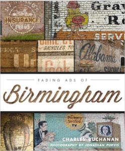 Fading Ads Birmingham Cover