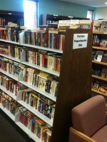 Homewood Library Used-Book Store Photo 05