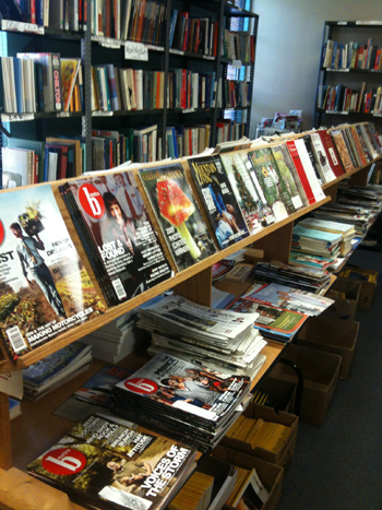 Homewood Library Used-Book Magazines 02
