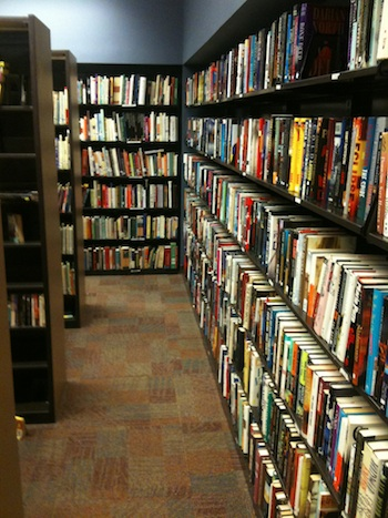 Hoover Library Bookstore 03