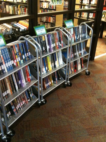 Hoover Library Bookstore Dollar Books
