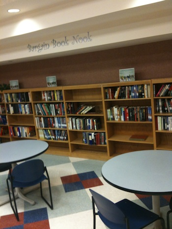 Hoover Library Bookstore Nook 03