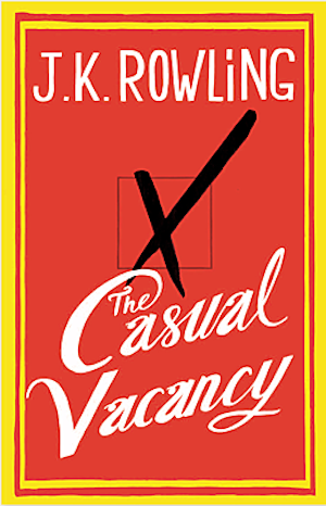 The Casual Vacancy book cover