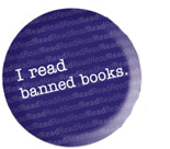 Banned book Week button