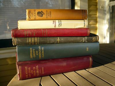 Books about Birmingham Alabama