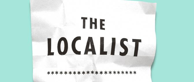 The Localist – Birmingham Book Launch
