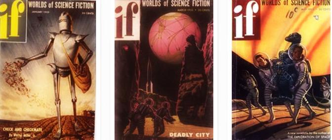 Free Science Fiction Magazines