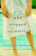 The Girl Who Stopped Swimming Cover