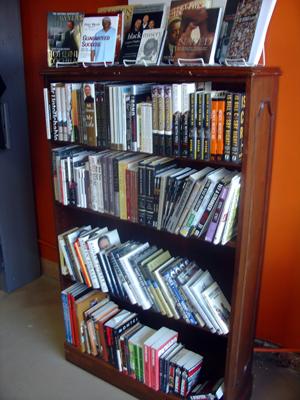 Malcolm's Reading Room books