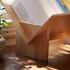 Slotted Table Top Bookshelf