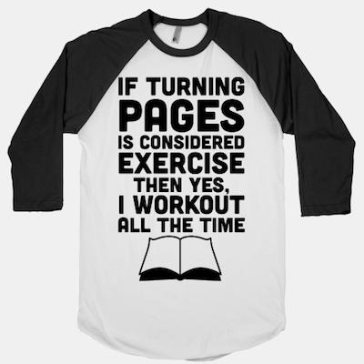 book tshirt