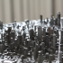 Art: A City Made from Lead Type